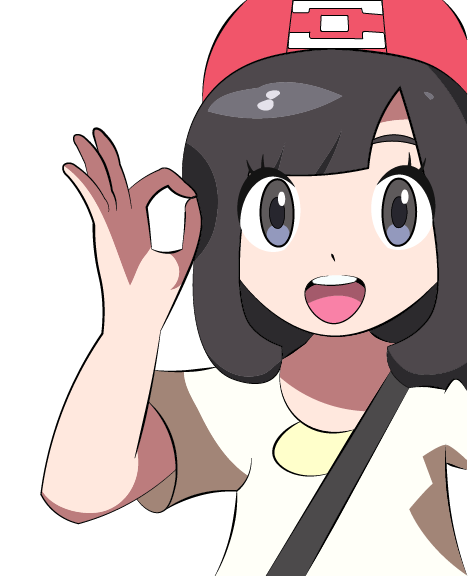 Ok hand trainer emojiable. Discord anime emoji png image library