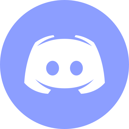 Discord icon circle png. Popular services brands vol