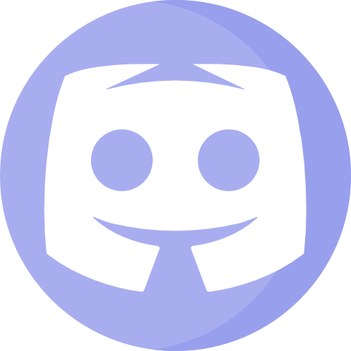 Discord icon png. Free social media icons