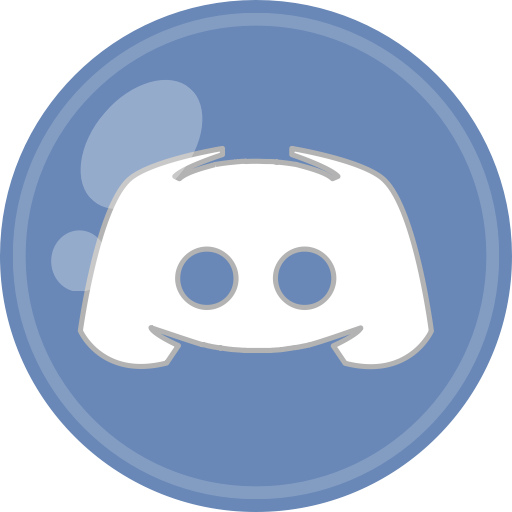 Discord logo png transparent background. Icon ico