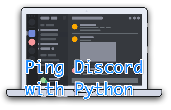 Discord ping png. Linux automation tip send