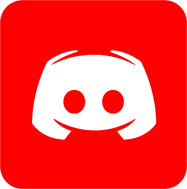Discord red png. Home need help ask