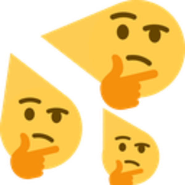 Discord thinking emoji png. Thweating face