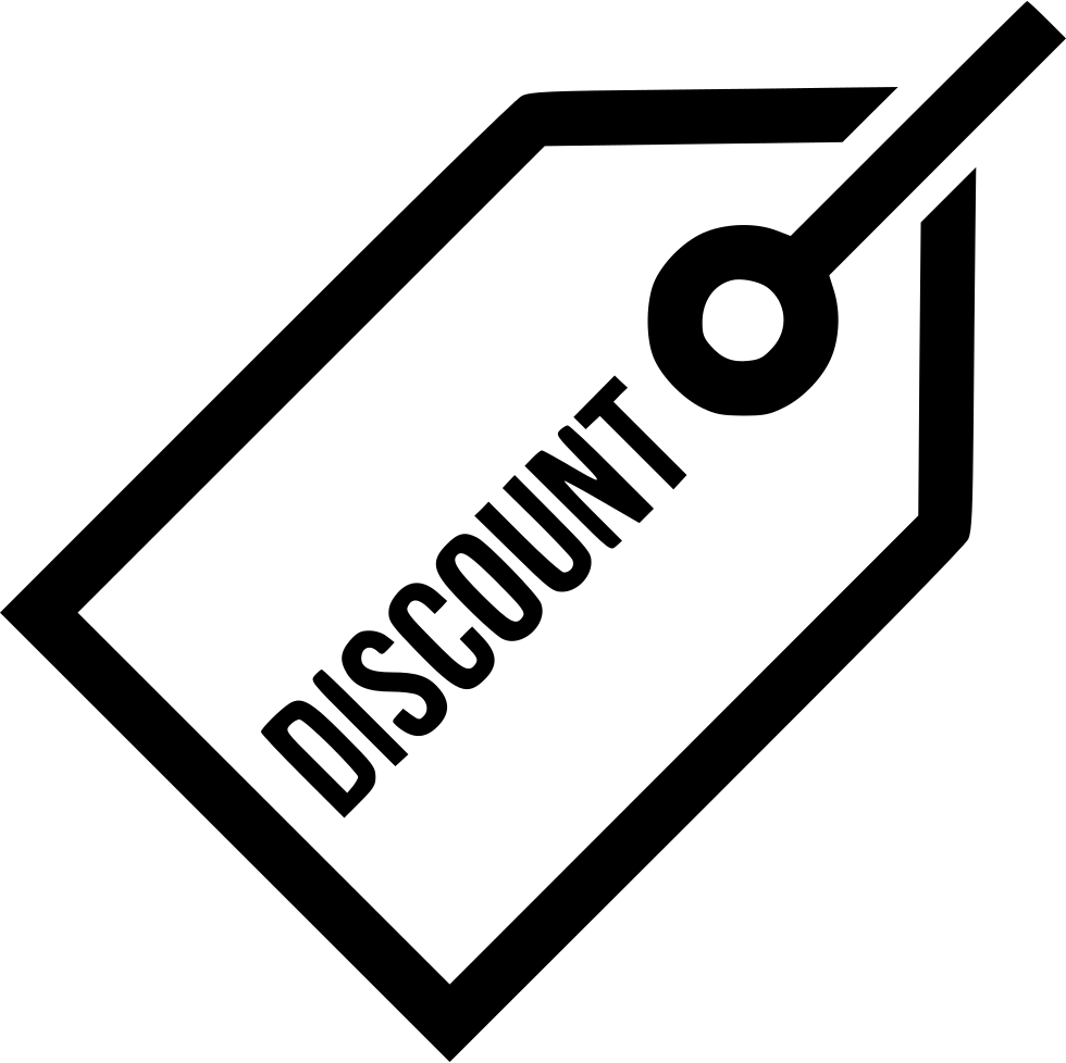Discount tag png. Svg icon free download