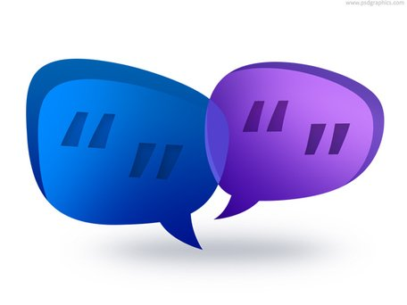 Discussion clipart. Free icon psd and