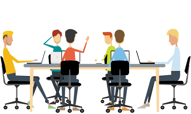 Discussion clipart company person. Free business cliparts download