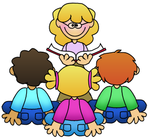 Learning clipart training institute. Small group