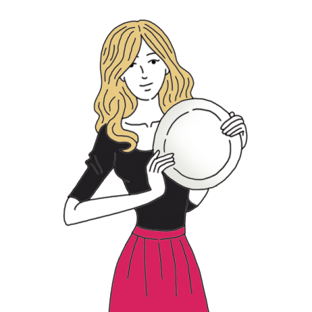 Maid clipart washing dish. Dishes dream dictionary interpret
