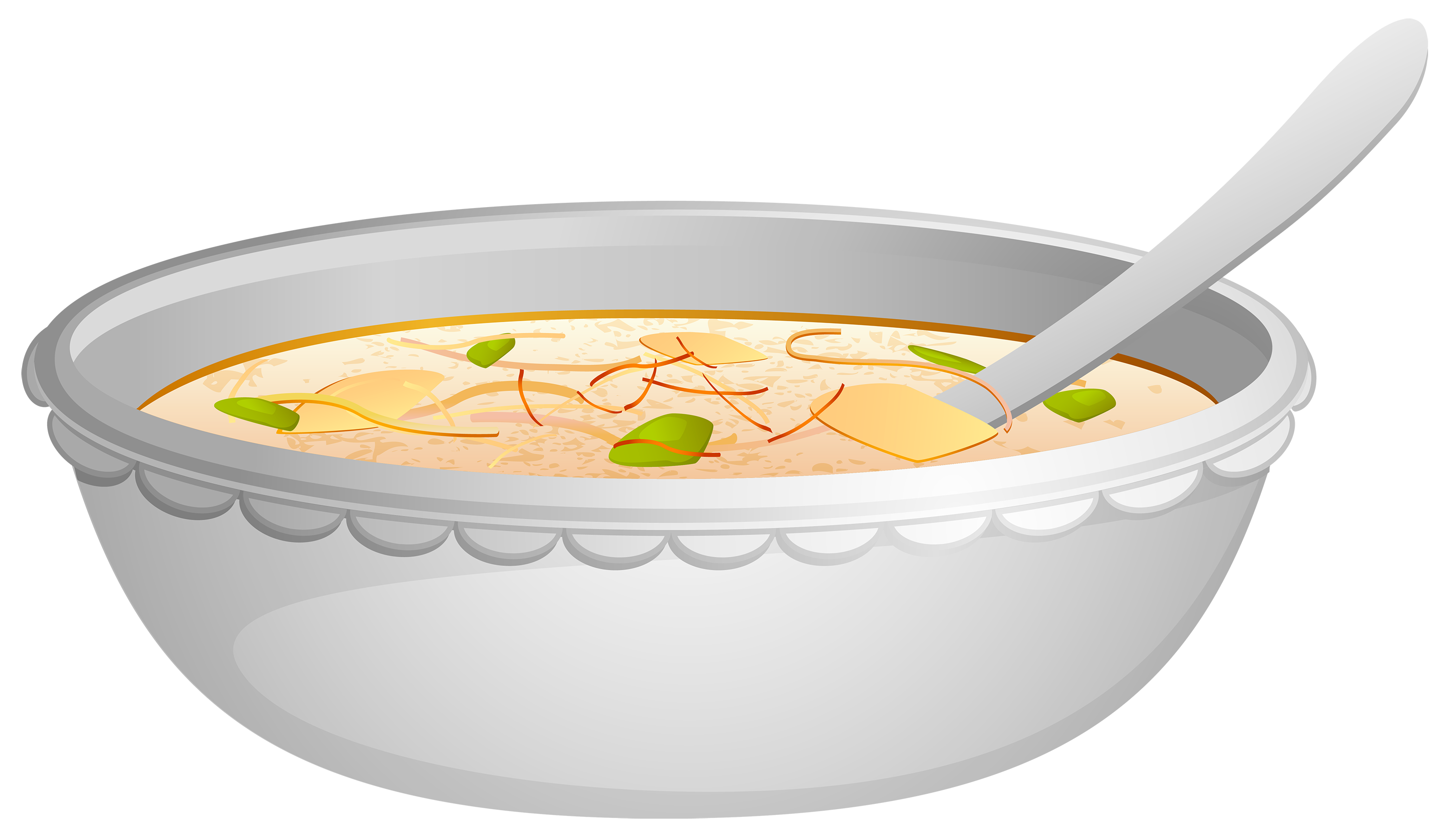 Dish clipart soup bowl. Free pictures clipartix cartoon