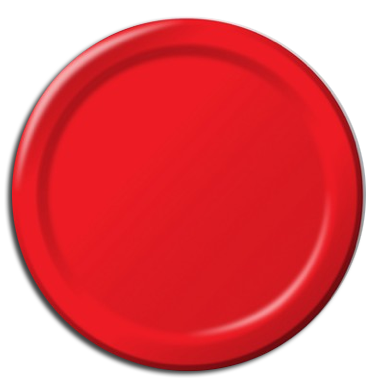 Dishes clipart red plate. Angry birds party supplies