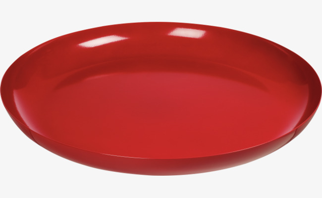 Dishes clipart red plate. Fruit dish plastic tray