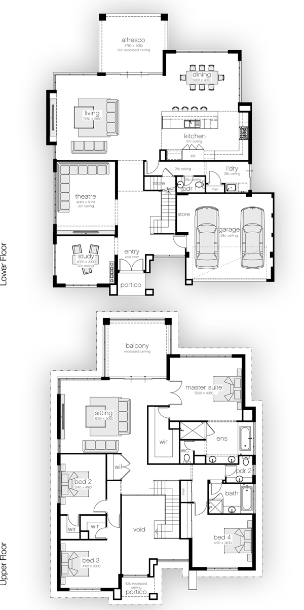 Drawing plan layout. When i was a