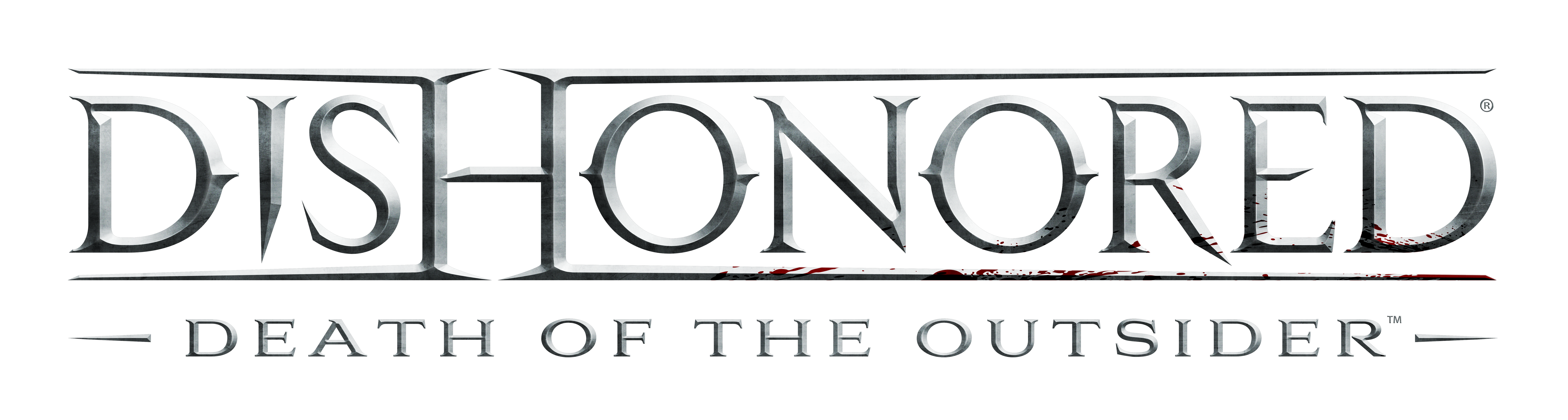 Dishonored 2 logo png. Death of the outsider
