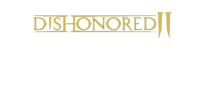 Dishonored 2 logo png. Download x