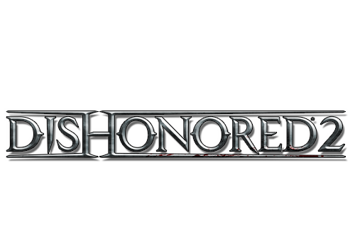 Dishonored 2 logo png. Order pc steam code