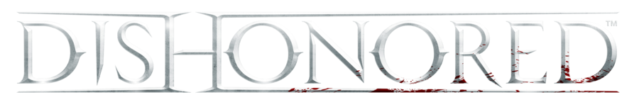 Dishonored 2 logo png. Image render by outlawninja
