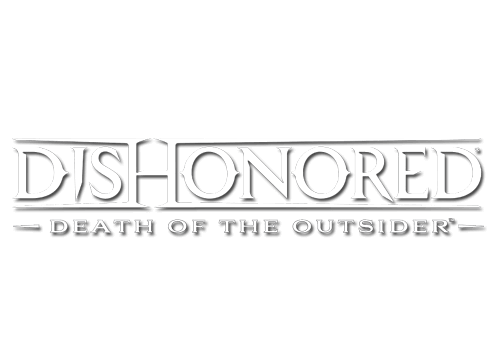 Dishonored 2 logo png. Press exe death of