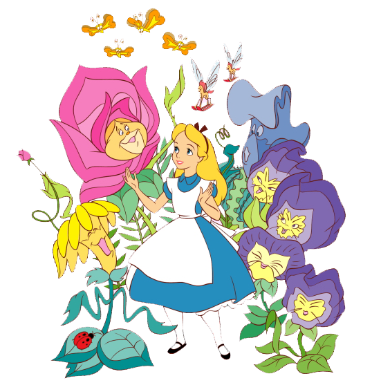 Disney alice in wonderland png. Image mart