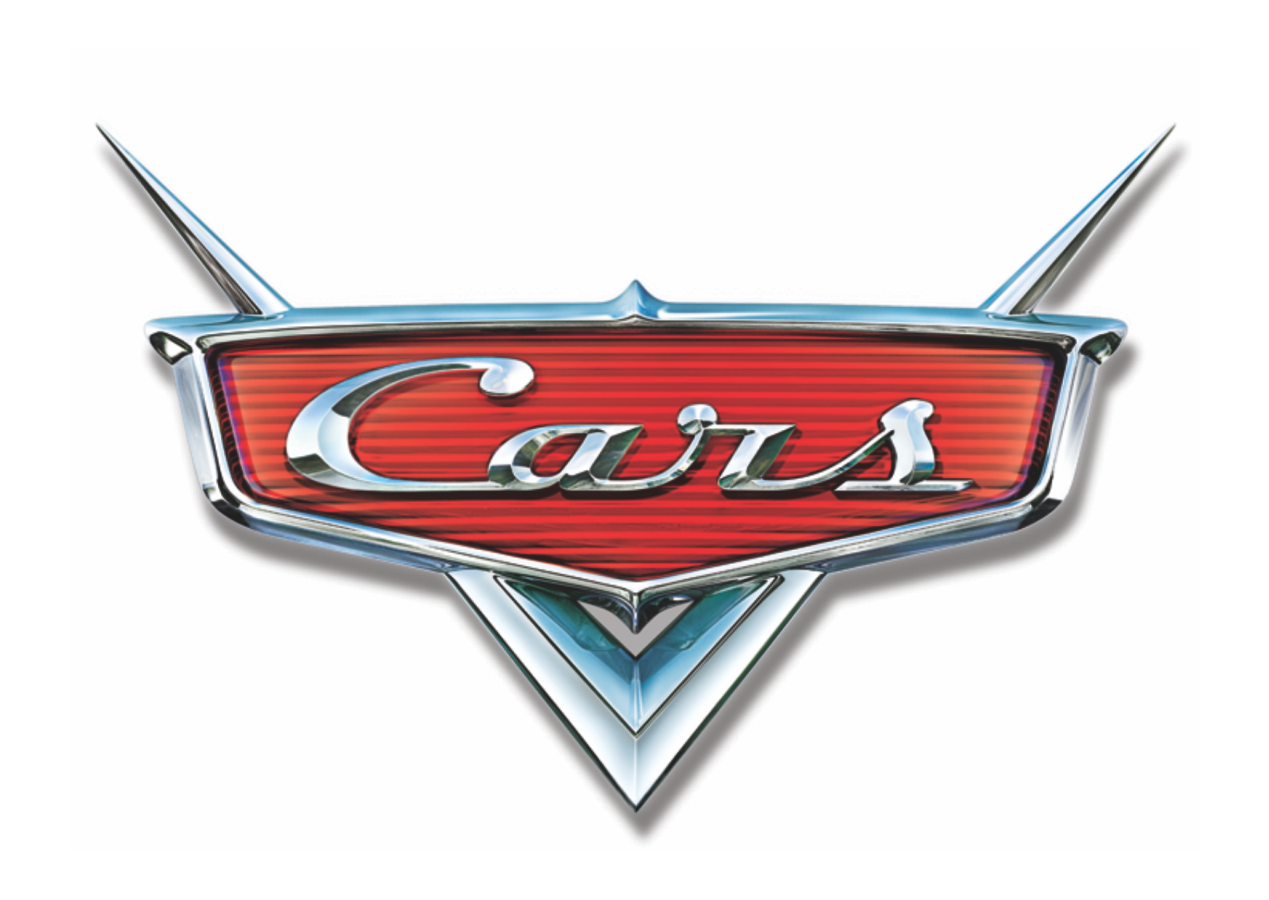 Disney cars logo png. And pixar vector format