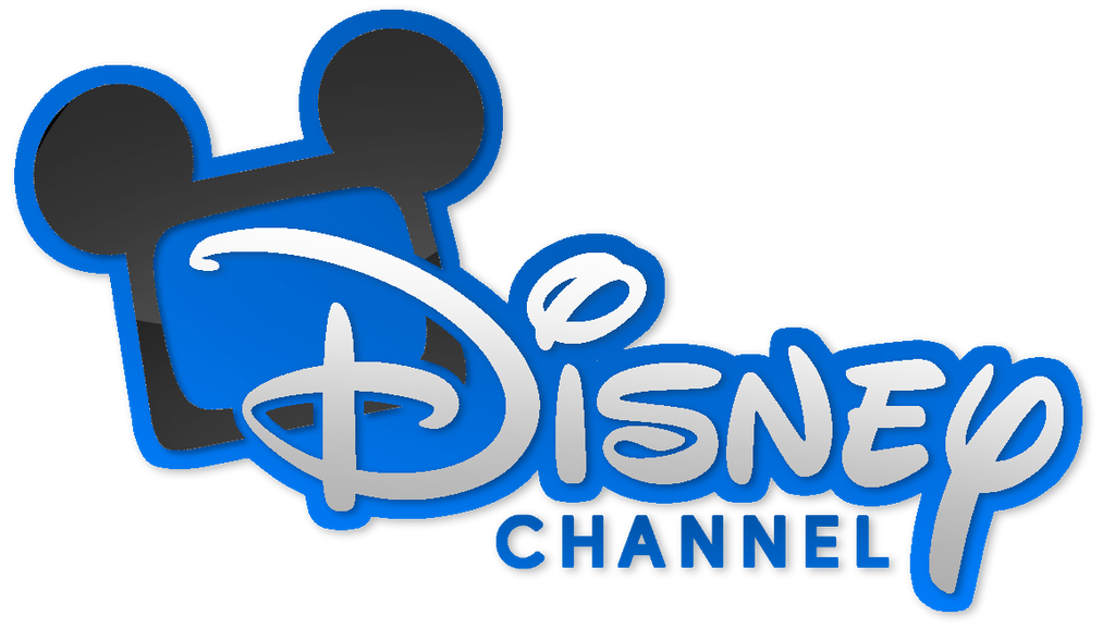 Disney channel logo png. Redesign by megamario on