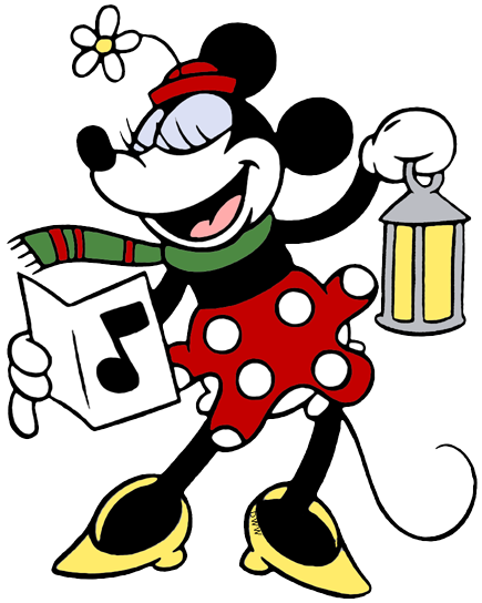 Disney christmas png. Mickey mouse clip art