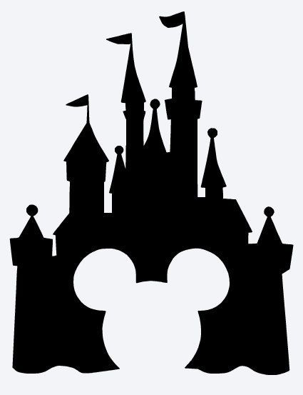 disneyland clipart snow white castle
