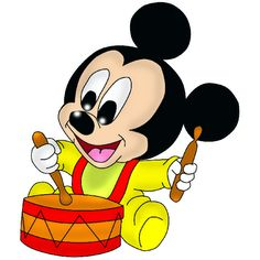 Disney clipart baby shower. Mickey mouse pinterest babies