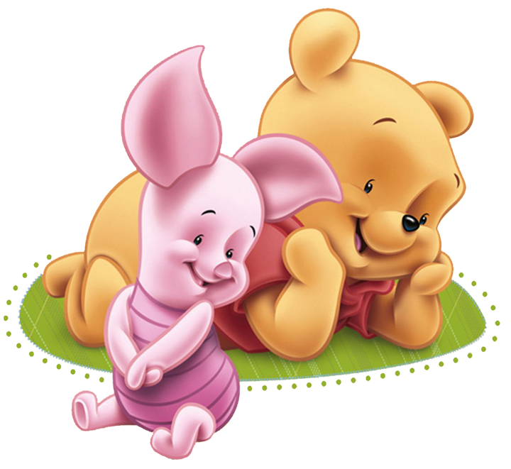 Babies clip art pals. Disney clipart baby shower image freeuse stock