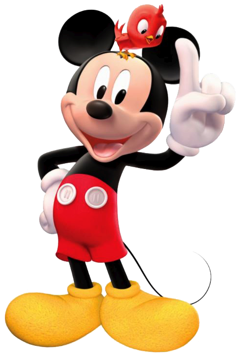 Disney clipart png. Mickey mouse clubhouse bird