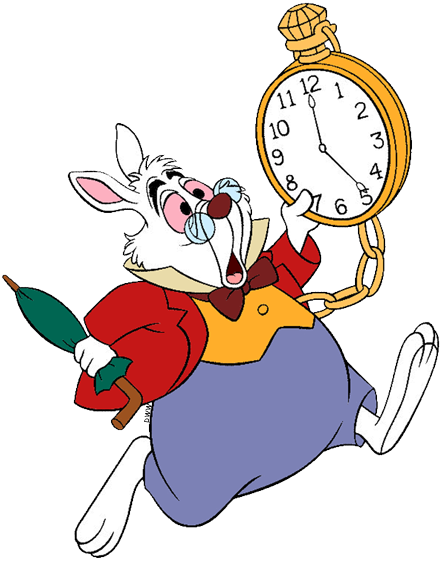 Disney clipart white rabbit. The clip art galore