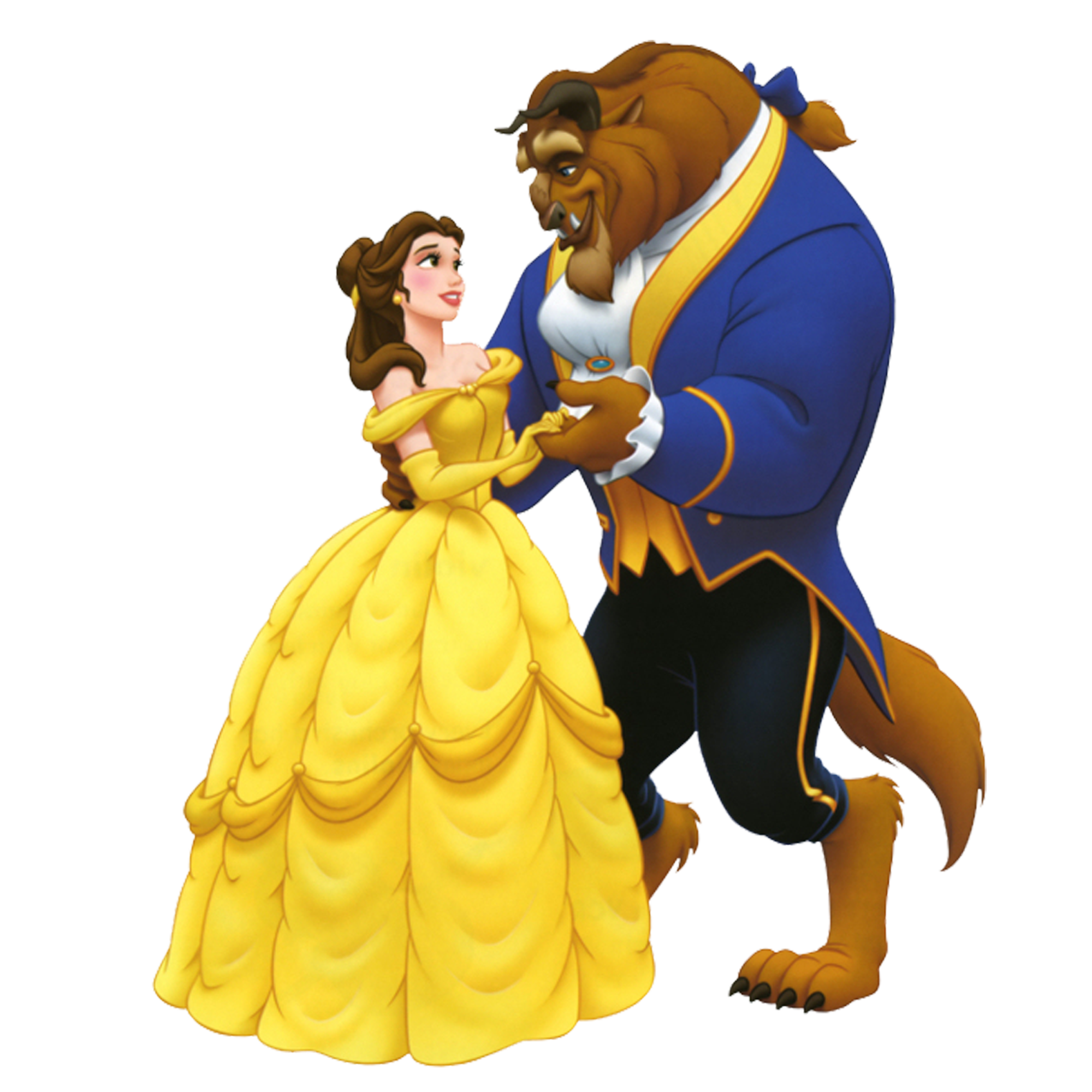 Disney couple png. Download beauty and the