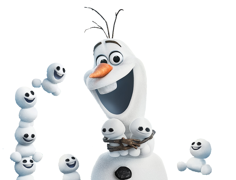 frozen png olaf