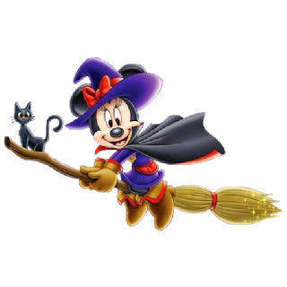 Mickey halloween png. Minnie mouse images disney