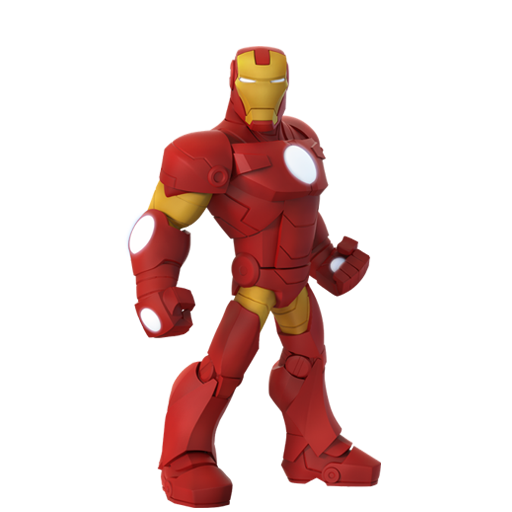 disney infinity iron man png