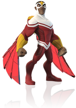 Disney infinity png. Falcon marvel super heroes