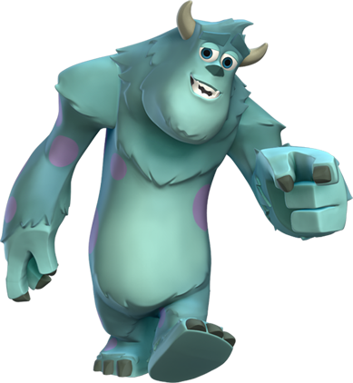 Disney infinity png. Image sulley world of