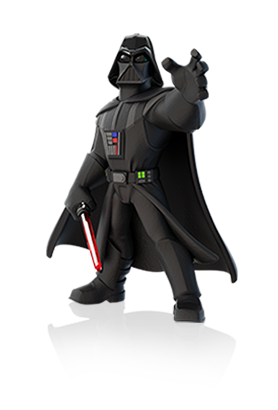 Disney infinity transparent png. Darth vader play on