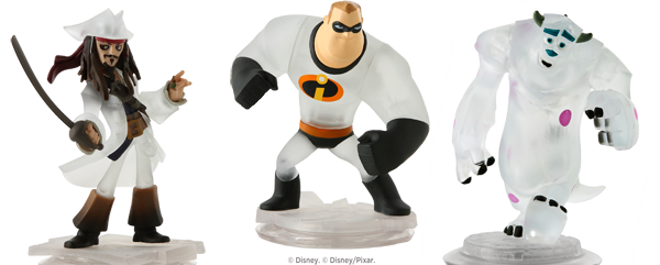 Disney infinity transparent png. Crystal characters