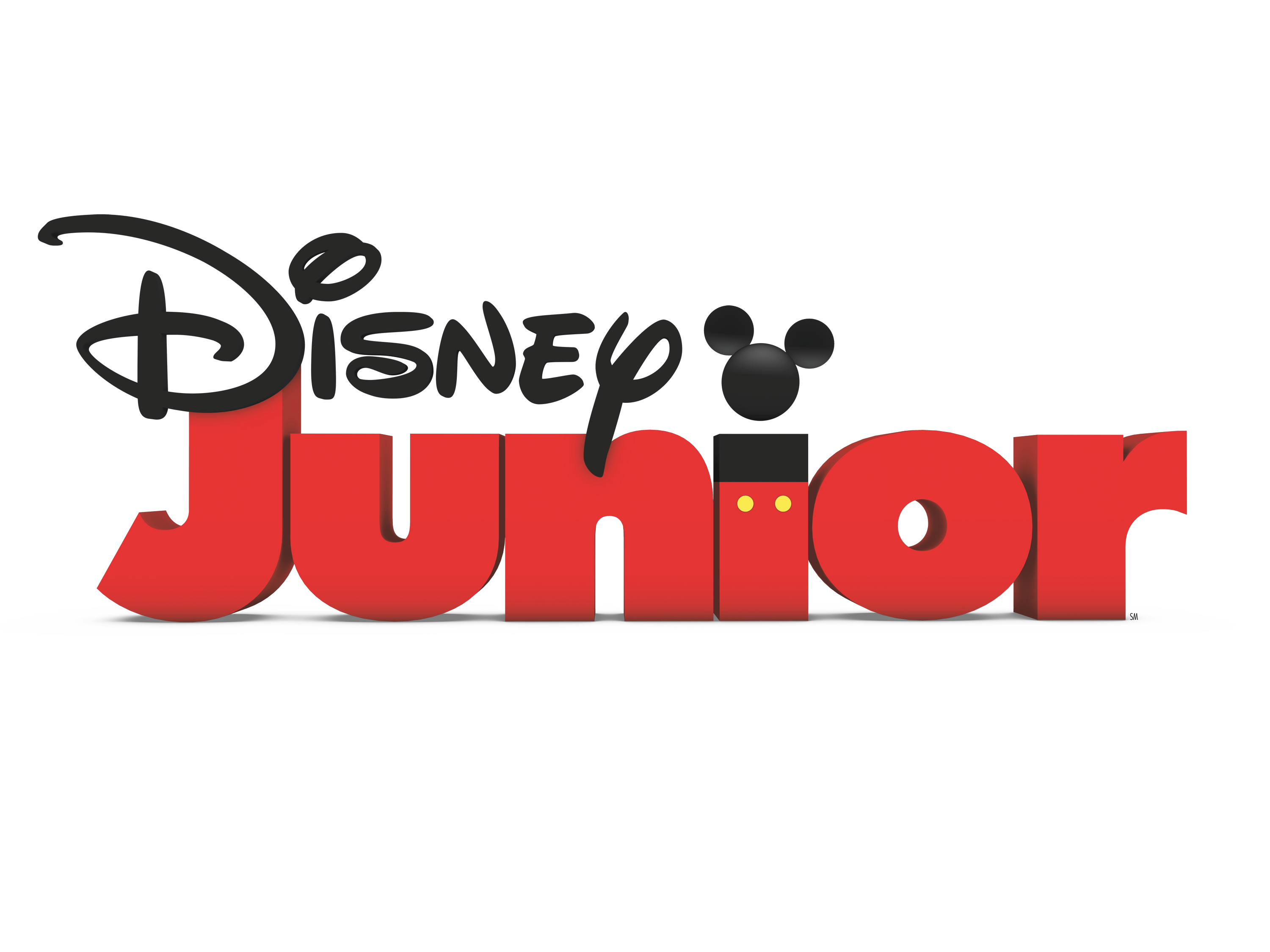 Disney junior logo png. Wake up and go
