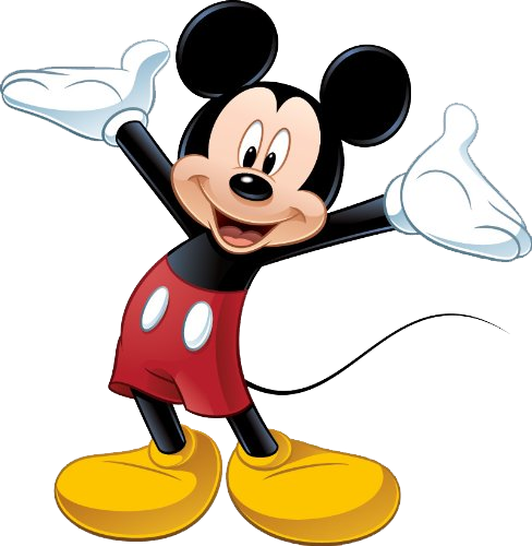 Mickey mouse transparent png. Hd mart