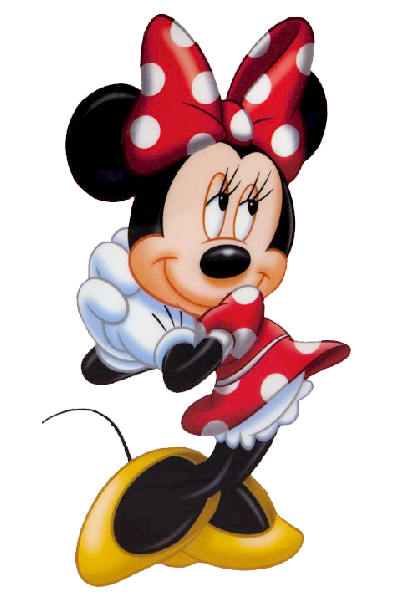 Red minnie mouse png. Image disney wiki fandom