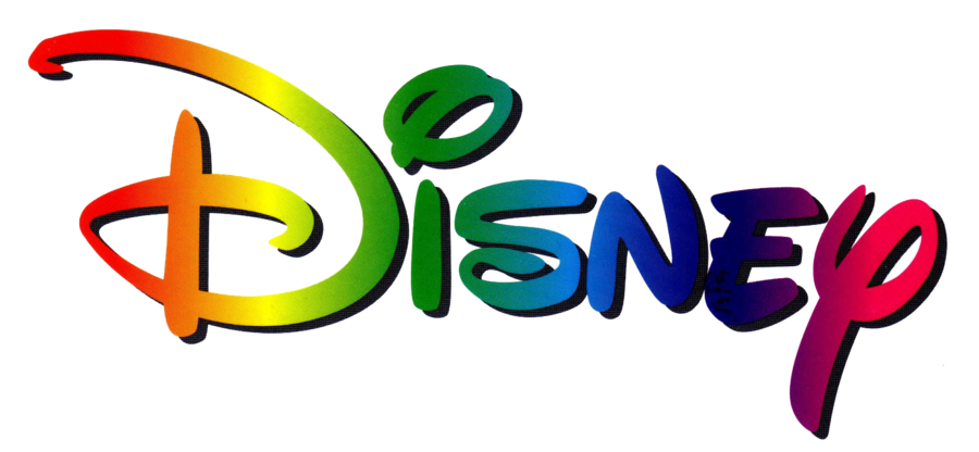 Disney png logo. Multicolor by ivettecaro on