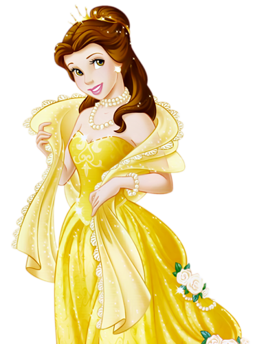 Disney princess belle png. For the kids