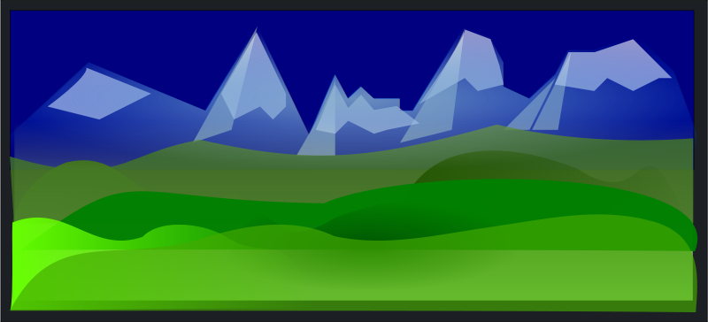Disneyland clipart hill. Hills collection free and