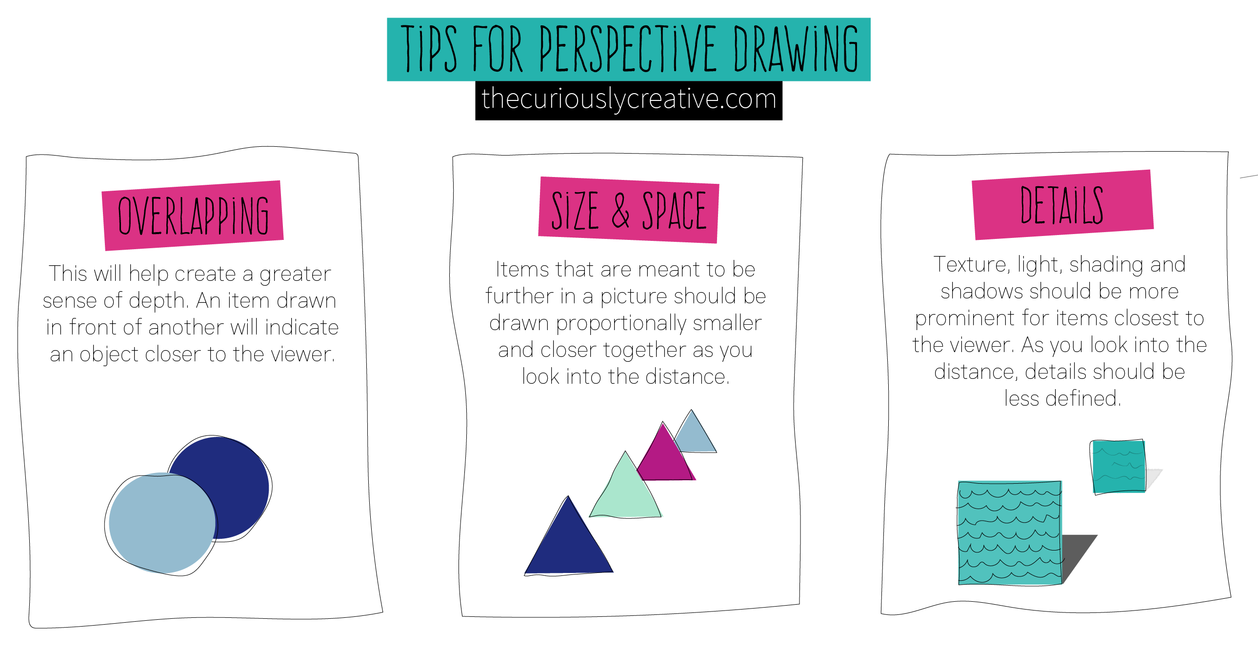 Attic drawing perspective. Week perspectives tips the