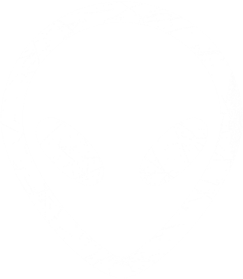 Distressed circle png. Download white alien head