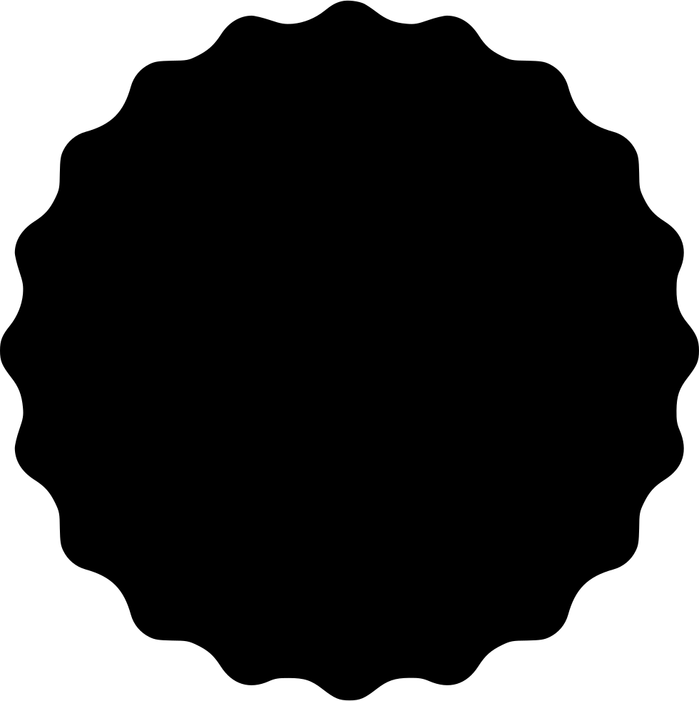 Badge svg icon free. Distressed circle png svg black and white