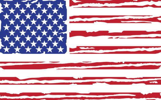 Svg flags thin red line. Distressed american flag decal