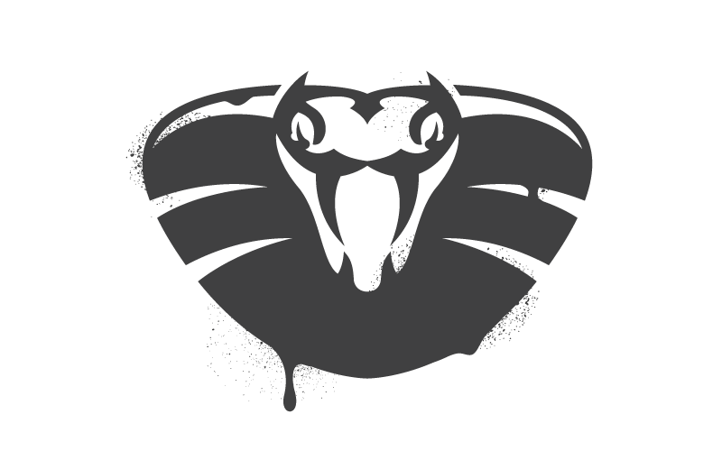 Disturbed drawing logo face. May cigtr venom is