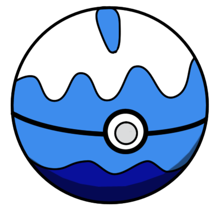 Dive ball png. By neo chu on